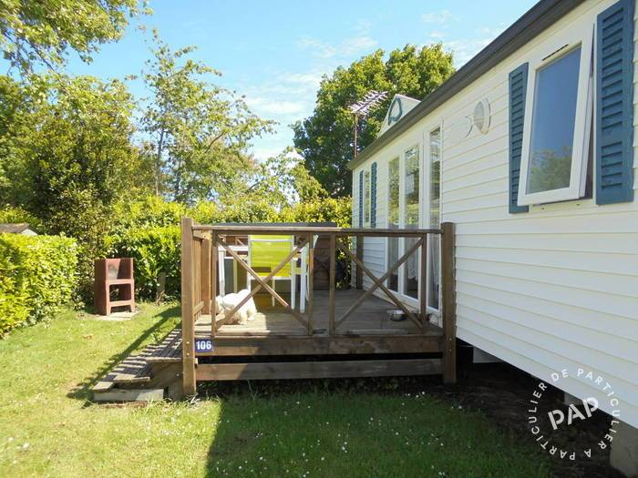 Vente Chalet, mobil-home Cancale (35260)  13.000 €