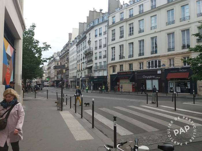 Vente et location Fonds de commerce Paris 2E 50 m² 99.000 €