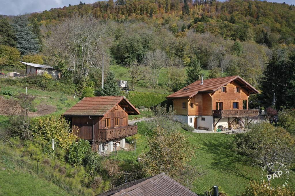 Vente Maison Fillinges (74250) 124m² 460.000€