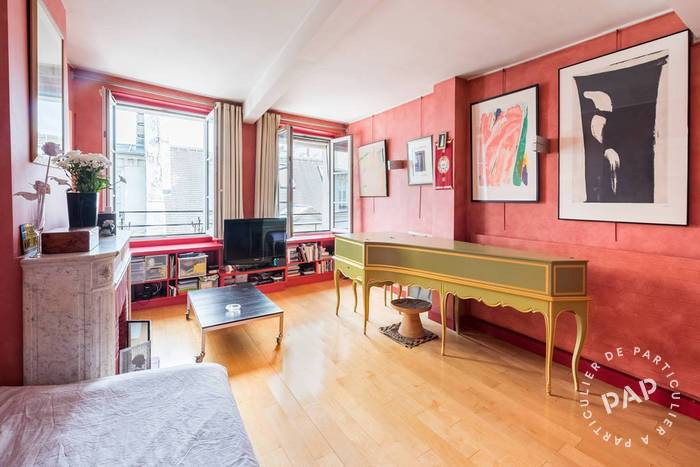 Vente Appartement Paris 6E 42 m² 675.000 €