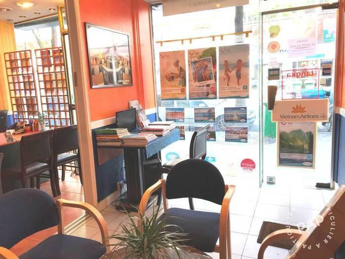 Vente et location Local commercial Paris 13E 90m² 1.507€