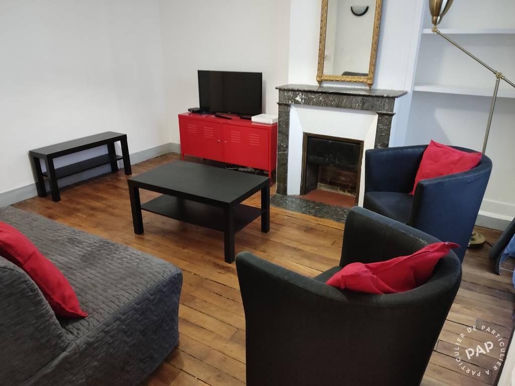 Location Appartement Paris 18E 46m² 1.500€