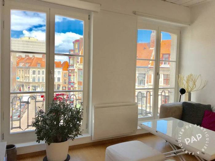 Location Appartement Lille (59) 85m² 1.750€