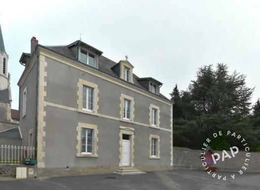 Vente Maison Azerables 258m² 189.000€