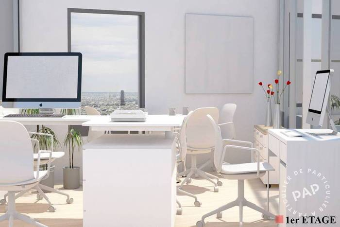 Vente et location Bureaux, local professionnel Paris 20E 135m² 6.500€