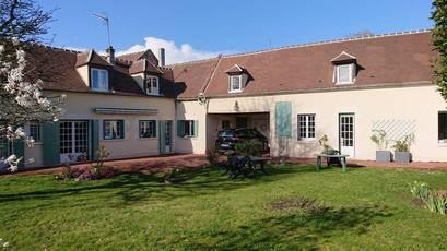 Vente maison 200m² Grandfresnoy (60680) - 370.000€