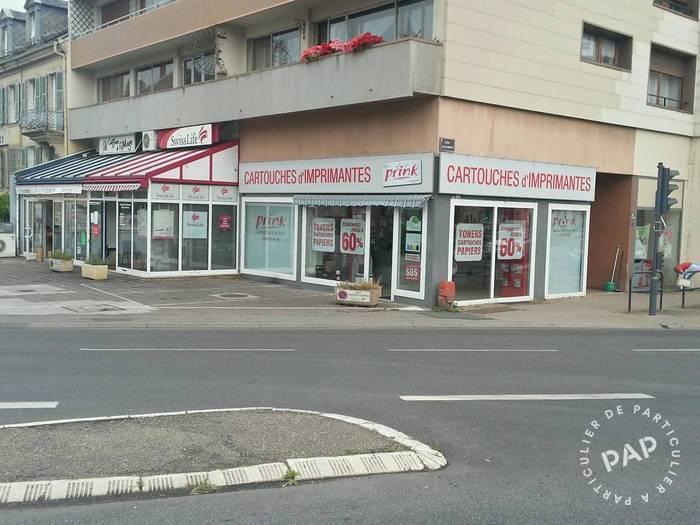 Vente et location Fonds de commerce Sarrebourg (57400)  92.000€