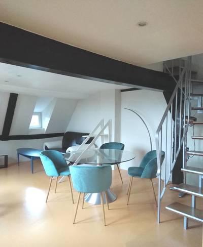 Location meublée appartement 2pièces 44m² Strasbourg (67) - 920€