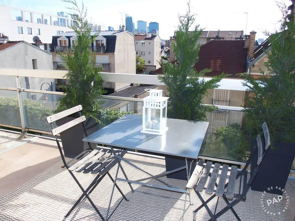 Vente appartement 5 pièces La Garenne-Colombes (92250)