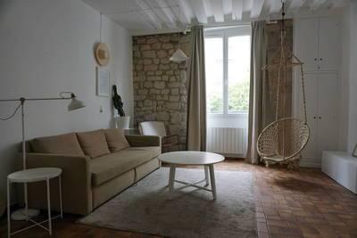 Location meublée studio 35m² Paris 5E - 1.450€