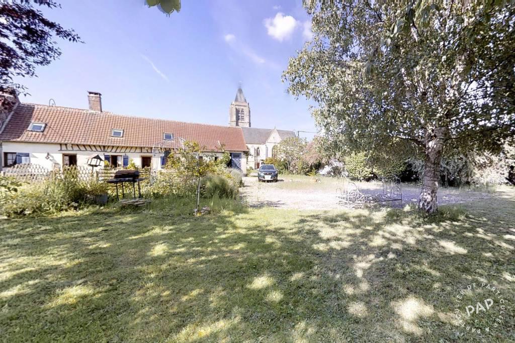 Vente Maison Brunvillers-La-Motte (60130) 108m² 215.000€