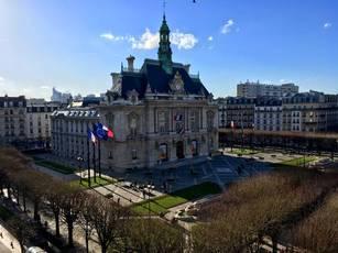 Location appartement 2pièces 35m² Levallois-Perret (92300) - 1.290€