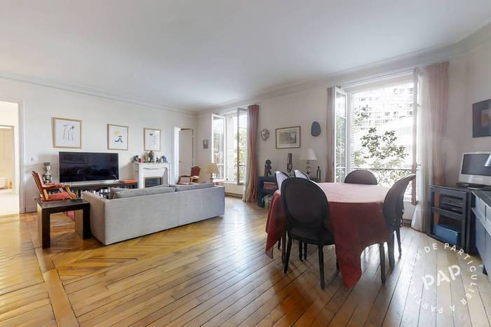 Vente appartement 3 pièces Paris 14e