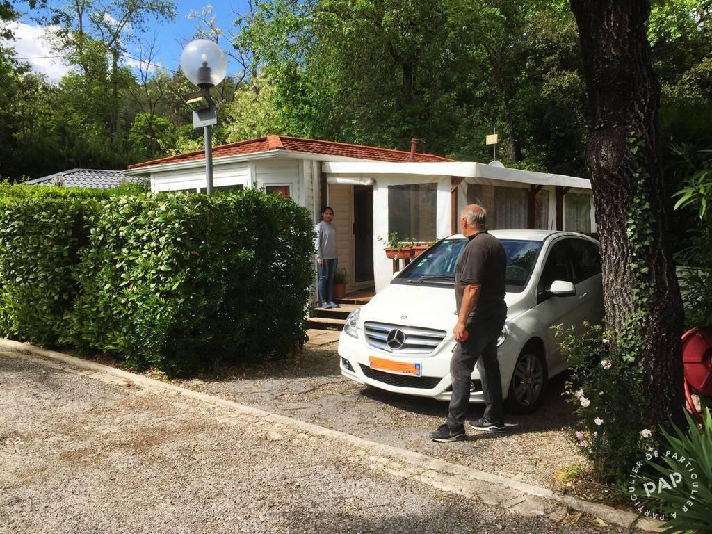 Vente Chalet, mobil-home Villeneuve-Loubet (06270)  20.000€