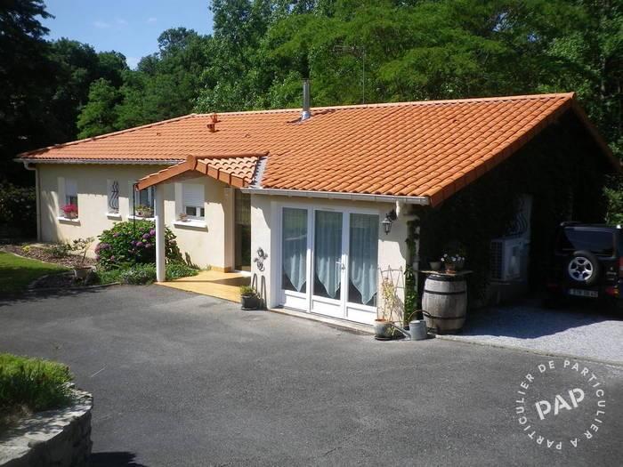 Vente maison 5 pièces Pouillon (40350)
