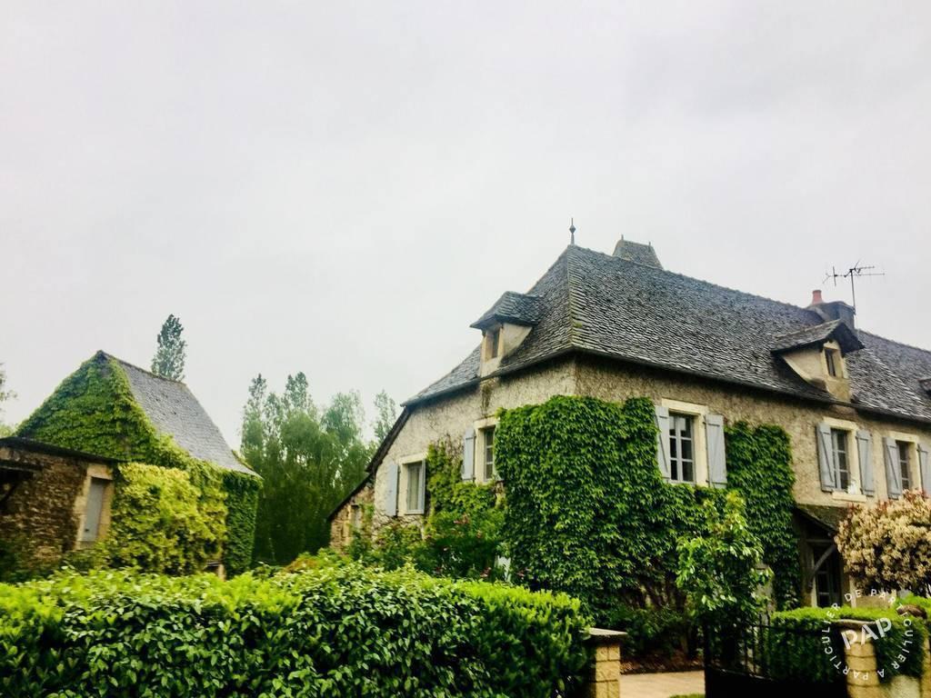 Vente Maison Belcastel 230m² 485.000€