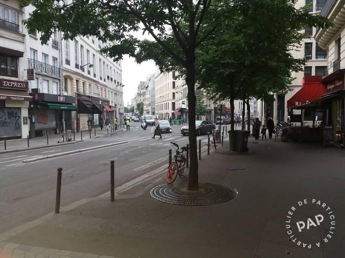 Vente Fonds de commerce Paris 2E
