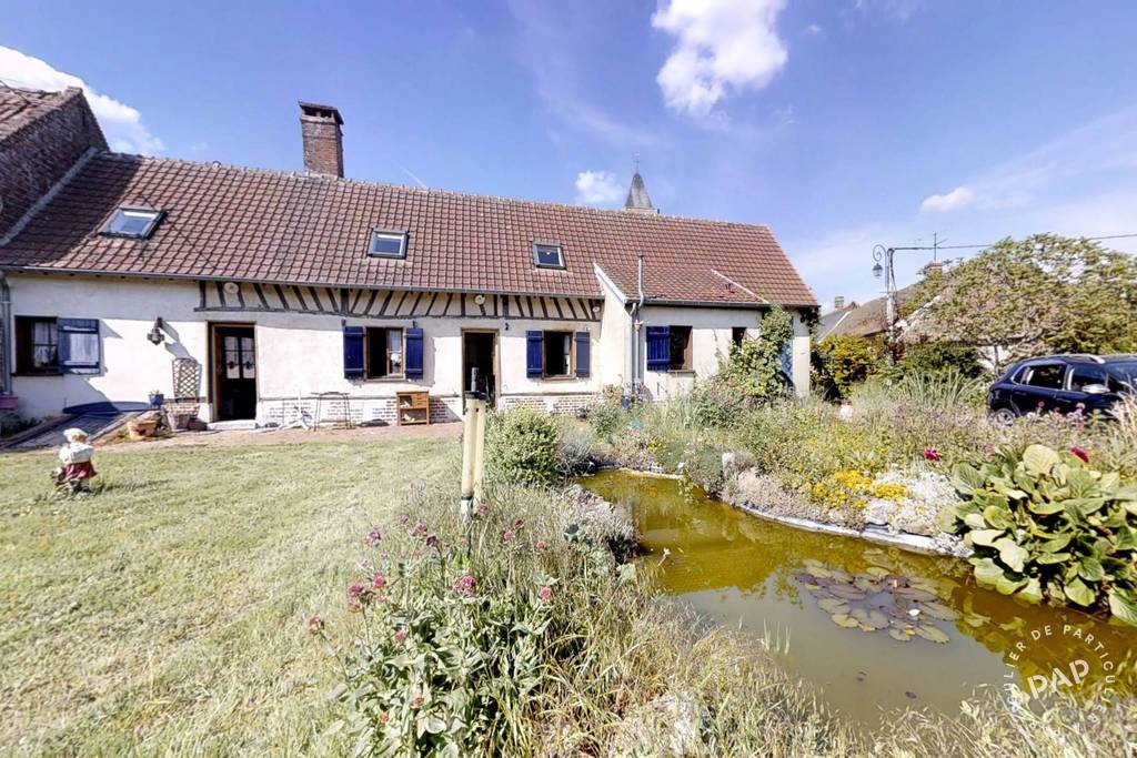 Vente Maison Brunvillers-La-Motte (60130)