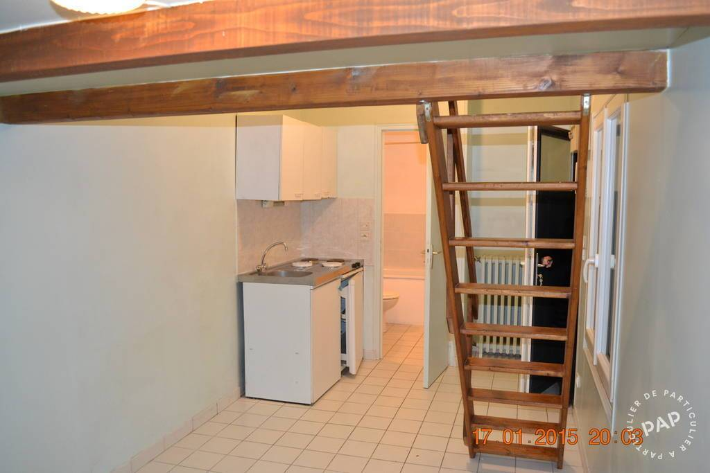 Location immobilier 395€ Reims (51100)