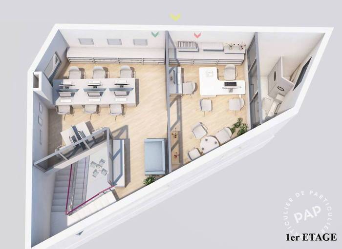 Vente et location immobilier 6.500€ Paris 20E