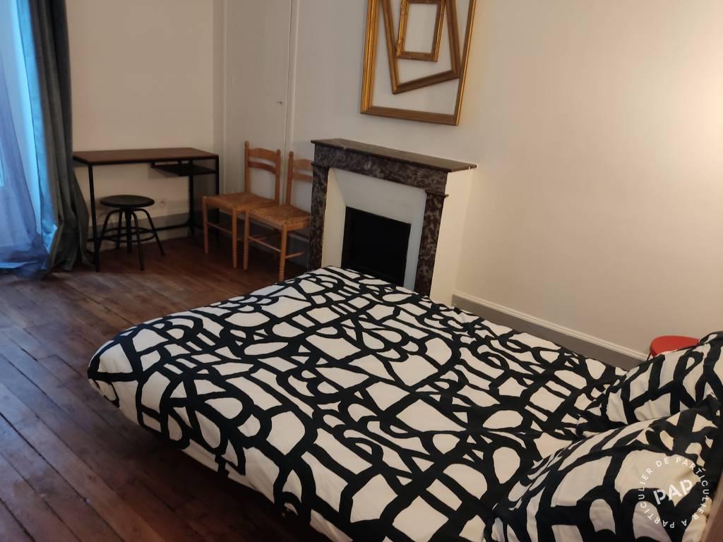 Appartement Paris 18E 1.500€