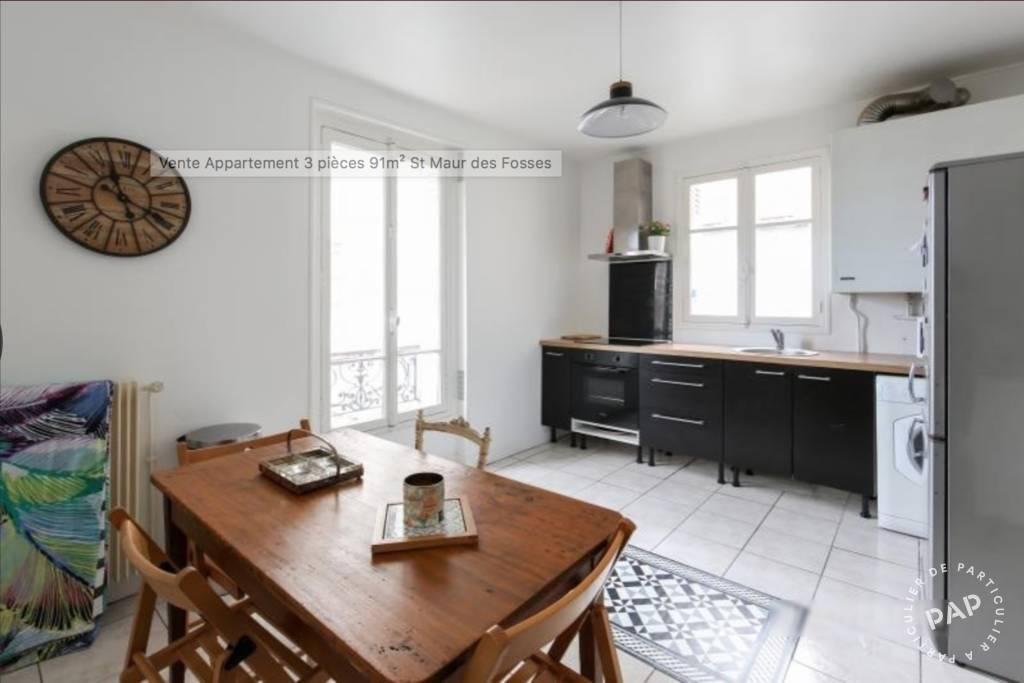 Appartement Saint-Maur-Des-Fosses (94) 469.000€