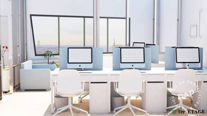 Bureaux, local professionnel 6.500€ 135m² Paris 20E