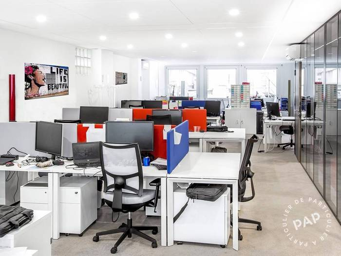 Bureaux et locaux professionnels 1.400€ 15m² Paris 8E