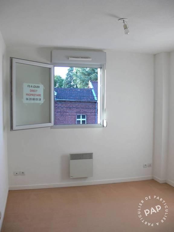 Appartement 660€ 64m² Valenciennes (59300)