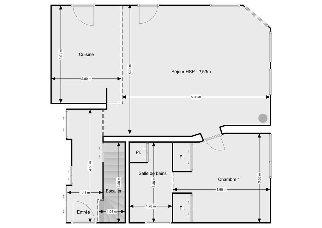 Vente Maison Fontenay-Aux-Roses (92260) 129m² 800.000€