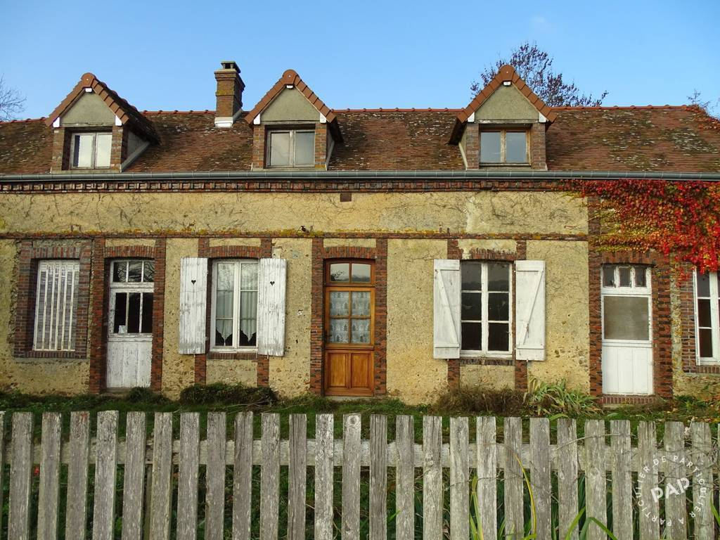 Vente Maison Fruncé-Saint Denis Des Puits (28190 180m² 110.000€