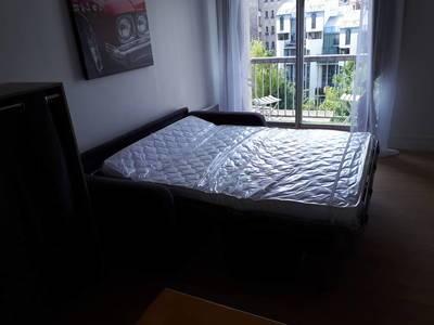 Location meublée studio 22m² Paris 20E - 980€