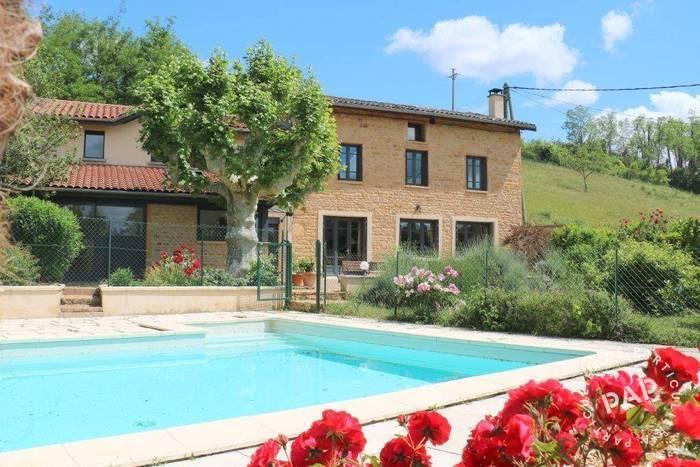 Vente Maison Pouilly-Le-Monial (69400) 280m² 790.000€