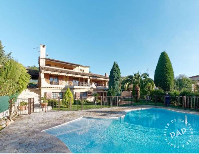 Vente Maison La Roquette-Sur-Siagne (06550) 226m² 740.000€