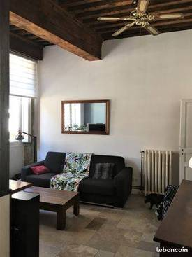 Location studio 40 m² Paris 6E - 1.400 €