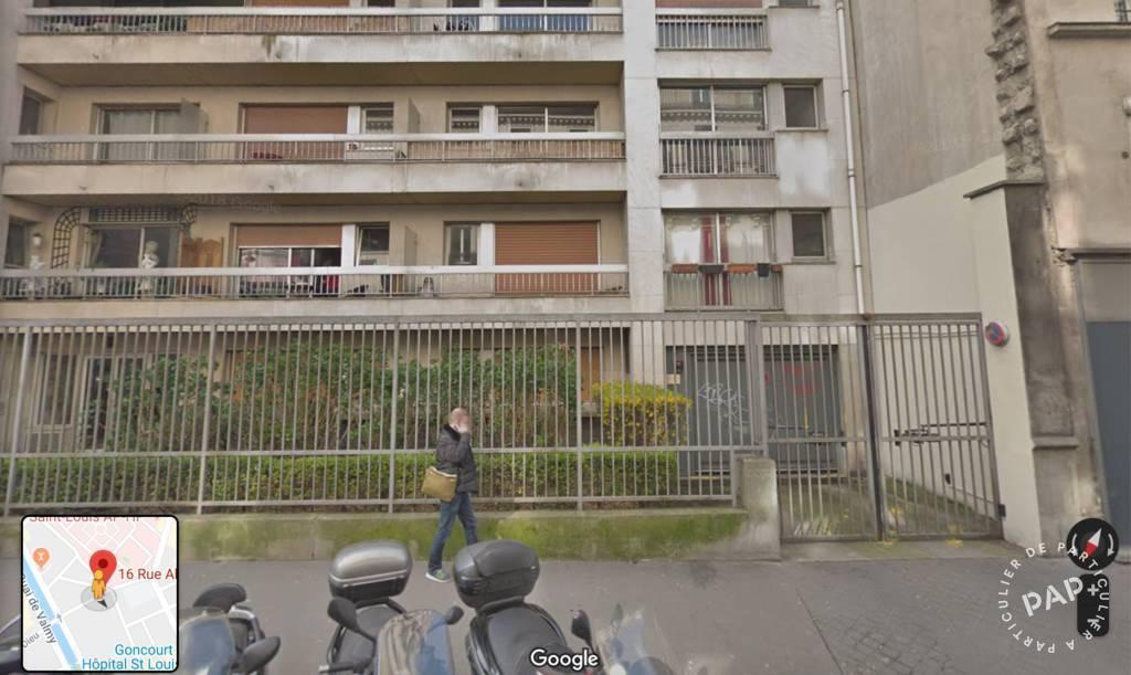 Location Garage, parking Paris 10E  135€