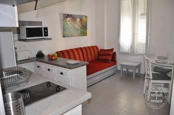 Location meublée appartement 2pièces 27m² Nice - 700€