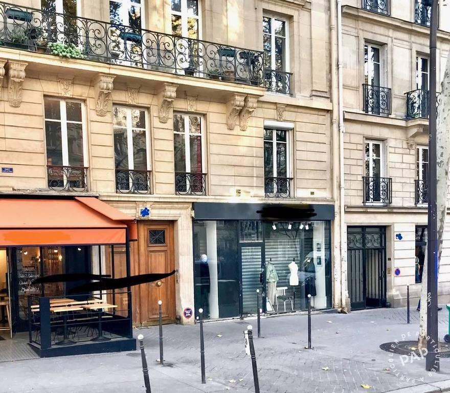 Vente et location Local commercial Paris 9E 80m² 1.702€