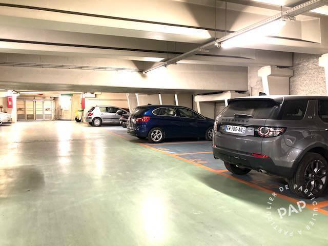 Location Garage, parking Paris 6E  240€
