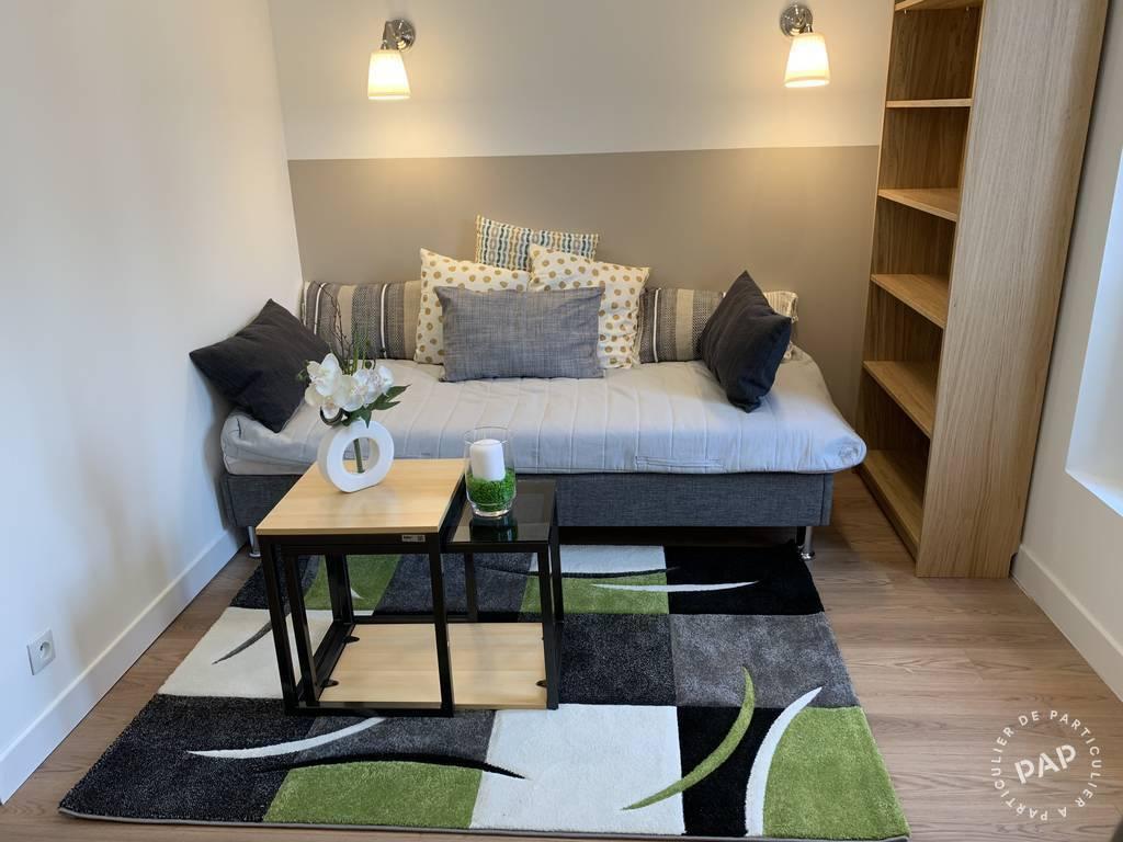Location appartement studio Issy-les-Moulineaux (92130)