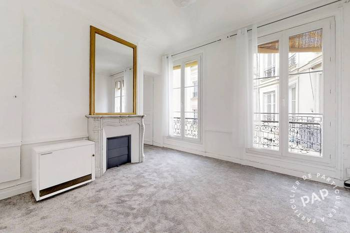 Vente Appartement Paris 17E 58 m² 695.000 €