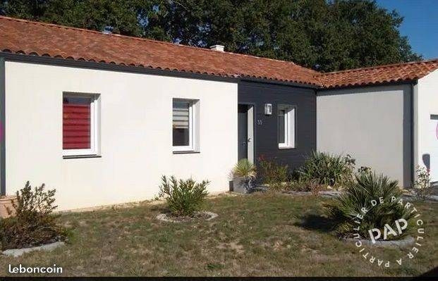 vente maison 92 m a min de la roche sur yon 92 m 179. Black Bedroom Furniture Sets. Home Design Ideas