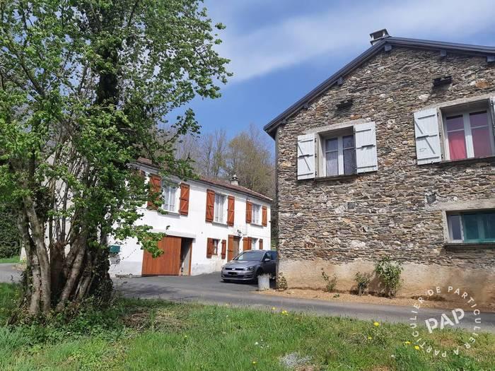Vente maison 5 pièces Saint-Pierre-de-Trivisy (81330)
