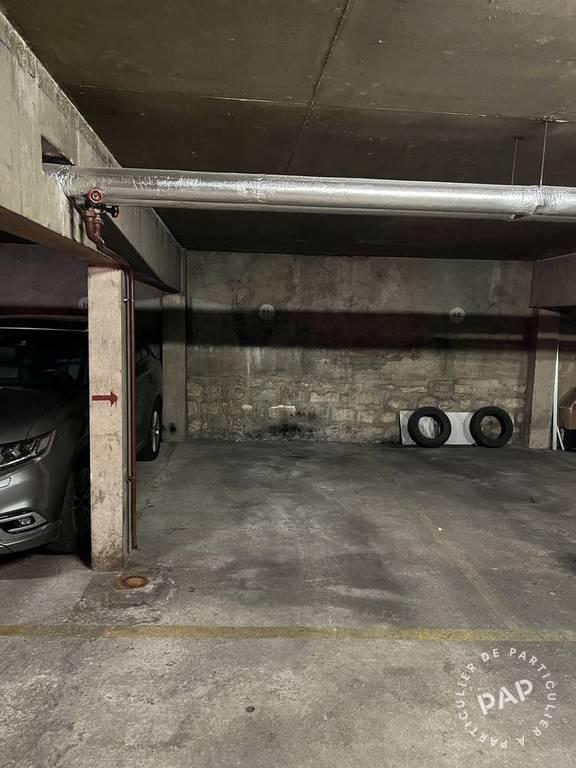 Location Garage, parking Paris 10E