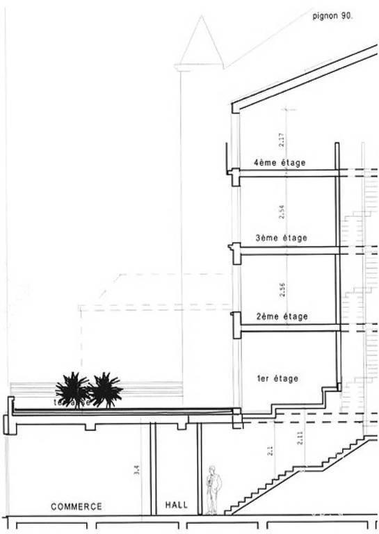 Immeuble Paris 14E 4.500.000€