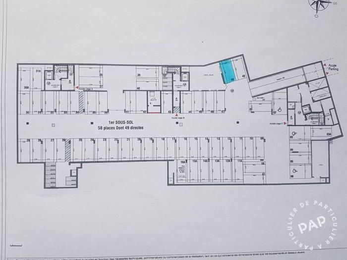 Appartement 395.000€ 63m² Saint-Ouen (93400)