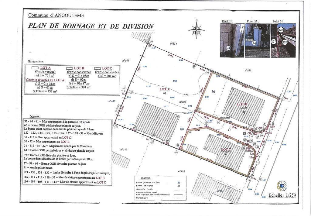 Immobilier Angouleme (16000) 160.000€
