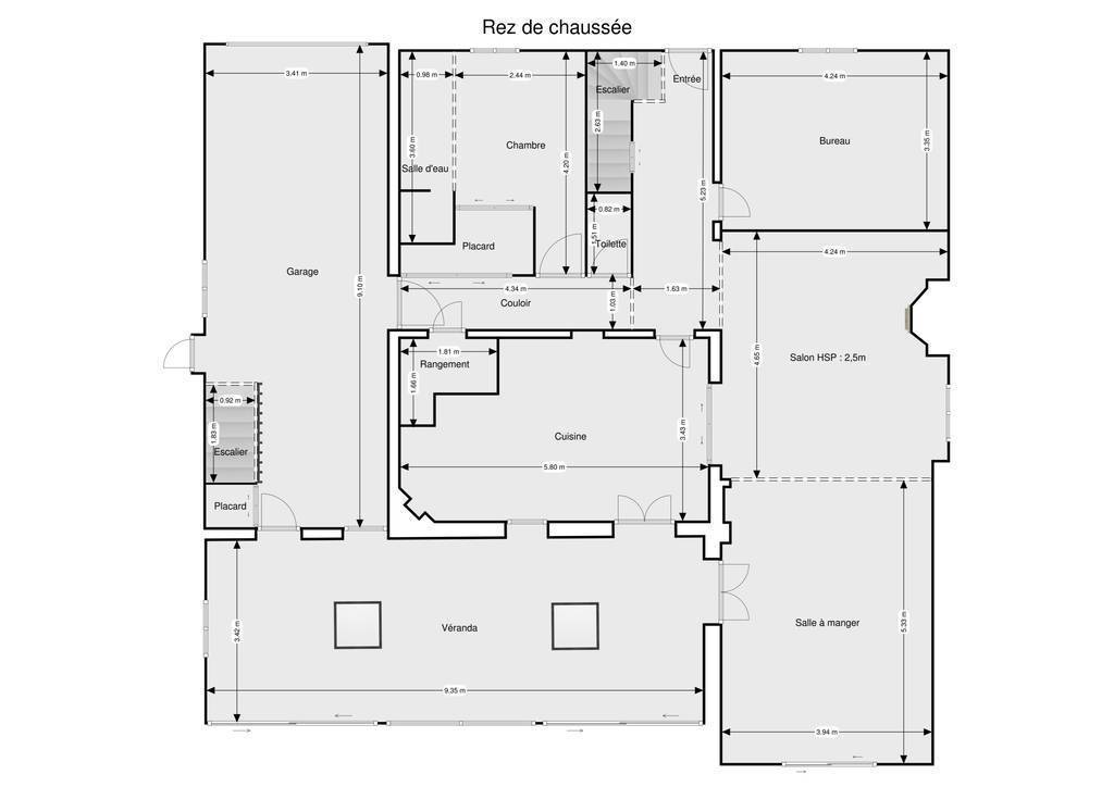 Vente Maison Treffieux (44170)