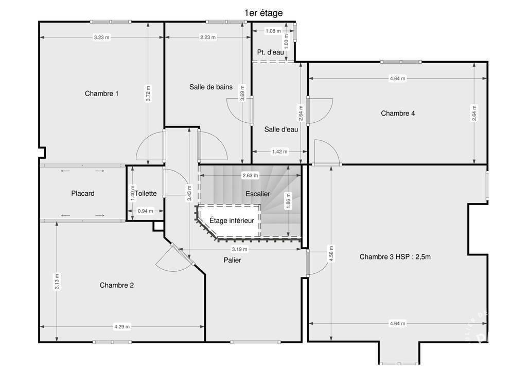 Vente immobilier 480.000€ Saint-Pierre-Les-Nemours (77140)