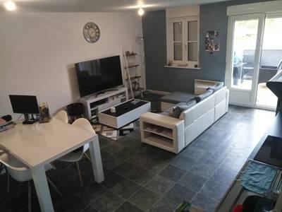 Location appartement 2pièces 60m² Lys-Lez-Lannoy (59390) - 710€